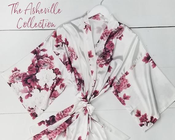 Robe Spa Robe,Swimsuit Coverup Chiffon Knit Night Vision Pour Painting Coverup Fluid Art Bridesmaid Robe Kimono Robe Bride Robe