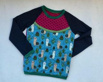 5fb95551bc02 ALPAKA Langarm-Shirt für Mädchen
