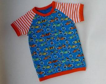 FIETSER Kurzarm-Shirt für Jungs