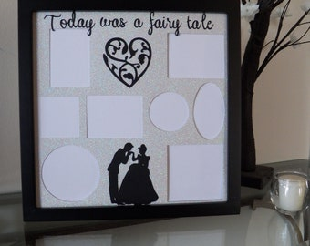 Disney Wedding Frame Etsy