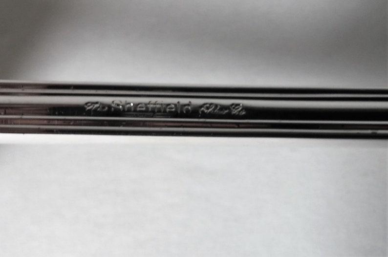 Sheffield Silver Company Silver Plate Ladle