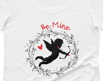 Be Mine Ladies' Graphic Tee