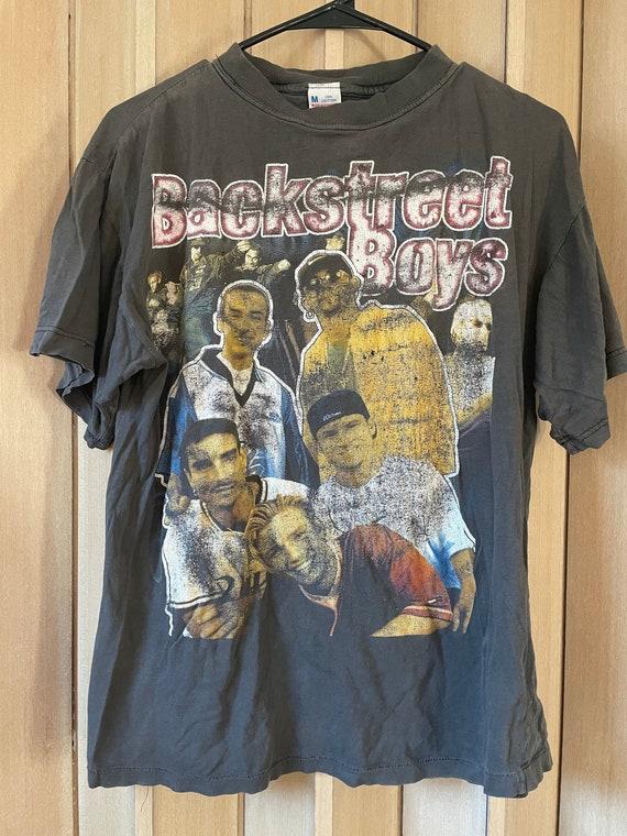 vintage backstreet boys t-shirt