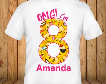 Emoji Birthday Shirt Boy Imagenesmy Com