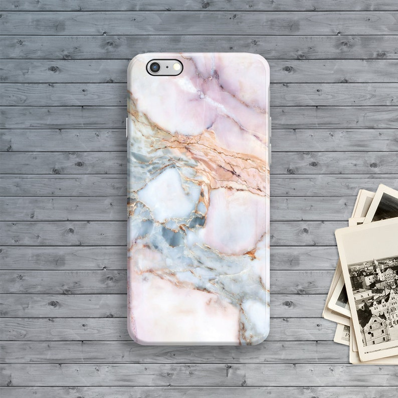 iPhone 7 case Marble Stone iPhone 6S case iPhone 6 case image 0