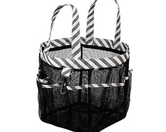 Shower Caddy   Quick Dry Shower Tote Bag   Hanging Toiletry and Bath Organizer    Totebag  for Dorm, Gym, Beach, Shower or Camping