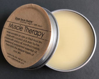 Pain Relief Lotion   Tired Muscle   Muscle Therapy   Sore Muscle Rub   Massage Lotion   Holiday Gift   Arnica Cream   Peppermint Lotion