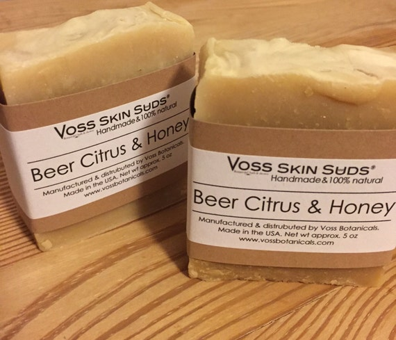 Beer Soap | Craft Beer | Home Brewer | Beer Geek | Gift For Him | Beer Lover | Guy Gift |  Groomsmen Gift | Holiday Gift | Stocking Stuffer