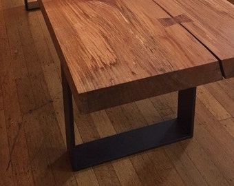 """3/8""""x 3"""" solid metal table legs (local pickup/No shipping)"""
