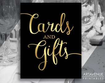 chic party sign printables cards and gifts sign wedding downloads black and gold wedding signs scbg95