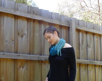 The Color Block Scarf