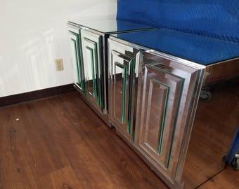 Pair of ELLO Cabinets