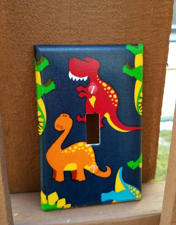 decorative light switches.htm dinosaur light switch outlet cover switch plate etsy  dinosaur light switch outlet cover