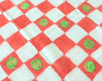 Makeover Uk Fat Quarter Retro Kitchen Design In Multi Cotton Quilting Fabric
