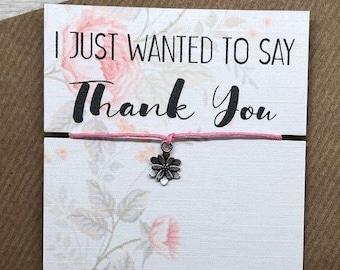 FORGET ME NOT THANK YOU SEEDS Token Gift Idea TEACHING ASSISTANT Card Filler Fun