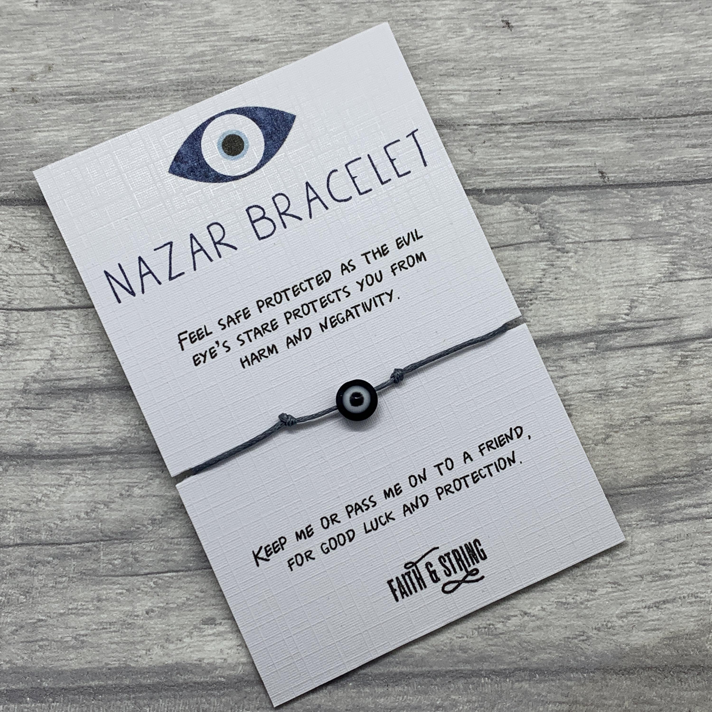 Blue Bracelet,Bracelet Evil Eye Bracelet,Wish Bracelet,Thread Bracelet