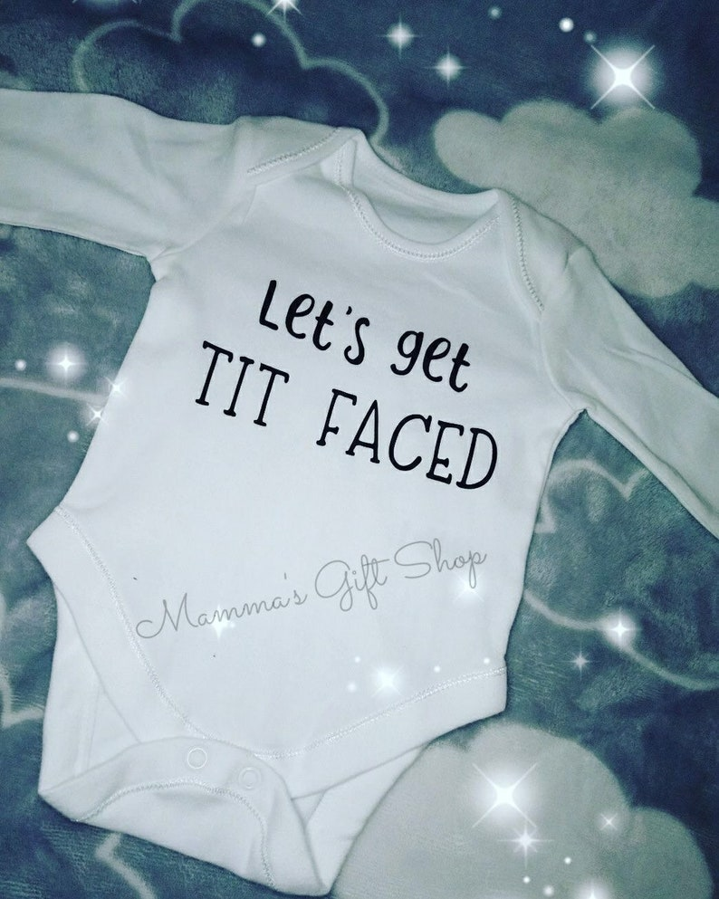 Baby Grow Funny Baby Vest Breaking Hearts And Blasting Farts Maternity Gift
