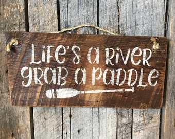Funny canoe quotes | Etsy