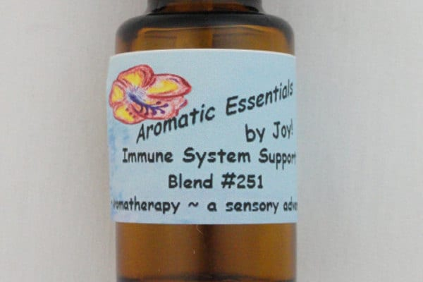 251 Immune System Support 100% Essential Oil Blend