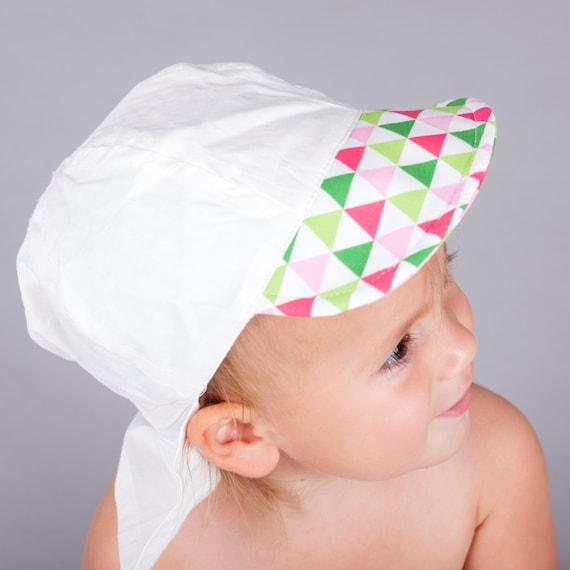 Baby sun hatBaby hatsbaby summer hatBaby showernewborn  50c74d285f7