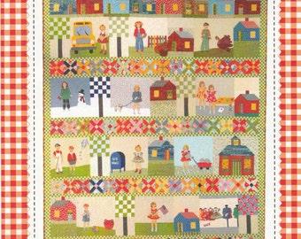 American Jane - Calendar Kids Quilt - Only 2 - Very Cute