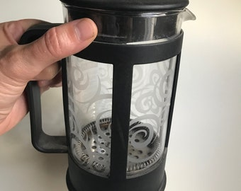 Bodum French Press- For Bath Salts and Herbal Infusions. Coffee Press.