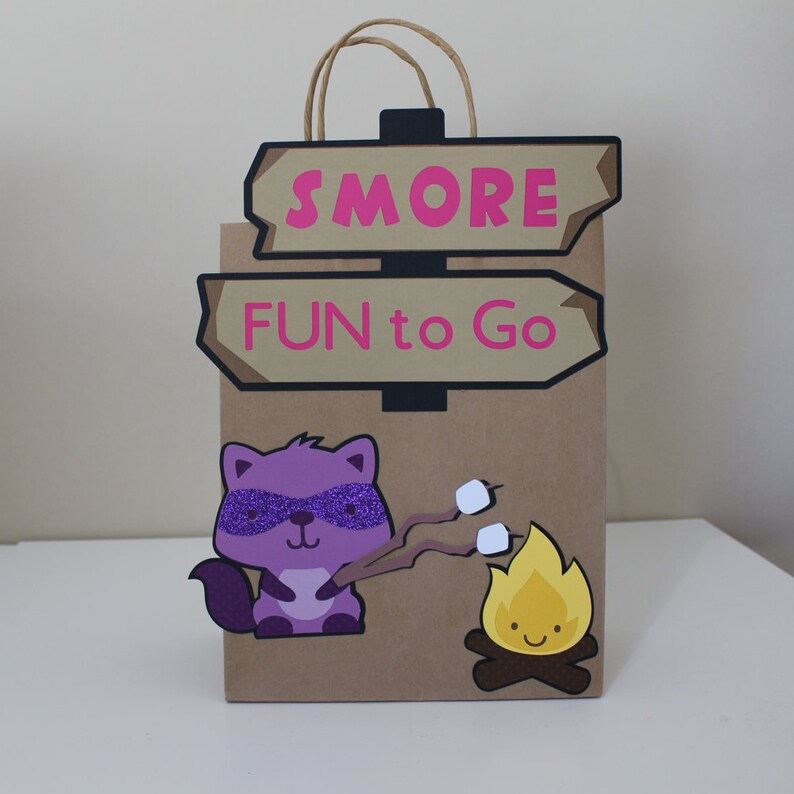 GlamCamp Inspired Goody Bags 8 Bags