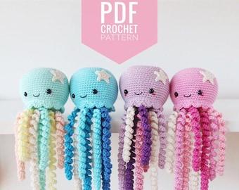 Crochet Octopus Pattern/ Amigurumi Octopus / Amigurumi Pattern/ Crochet Pattern