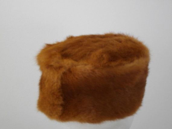 1960's MINK FUR HAT - image 3