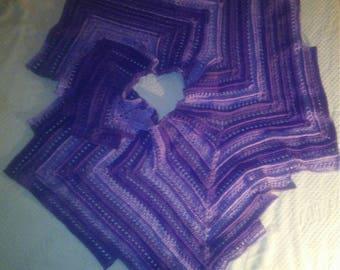 Purple Dragonwing Wrap