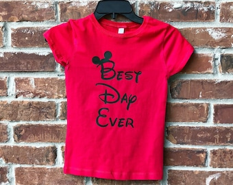 Best Day Ever, Best Day Ever Disney, Mickey Best Day Ever, Disney Shirts for Family, Family Disney Shirt, Disney Family Shirts, Disney Shirt