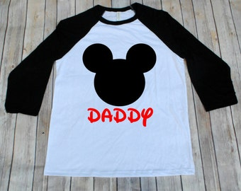 Disney Shirt, Family Disney Shirts, Disney Family Shirts, Mickey Shirt, Adult Disney Shirts, Minnie Shirts, Mickey Raglan, Disney Raglan