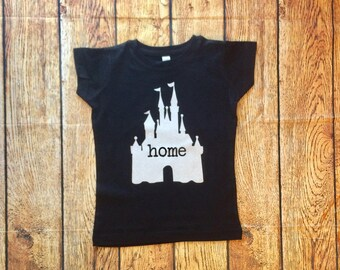 DIsney Home Shirt, Disney Family Shirts, Disney Shirts Family, Disney Shirts Women, Family Disney Shirts, Magic Kingdom Shirt, Castle Shirt