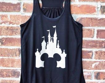 Magic Kingdom Tank, Magic Kingdom,  Disney Tank, Disney Family Shirts, Run Disney, Disney Lover, Disney Womens Tank Top, Main Street