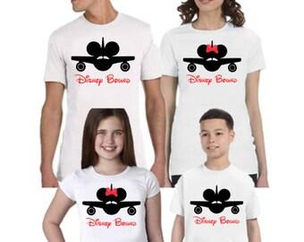 Disney Bound, Family Disney Shirts, Disney Family Shirts, Matching Shirts Disney, Mickey and Minnie Head Shirts, Disney Shirt, Mickey Shirt