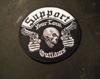 Outlaws MC Flag 3 by 5 and others | Etsy