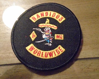 Blow Out sale Bandidos Worldwide Patch