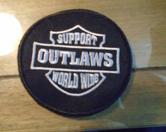 Support Outlaws World Wide patch