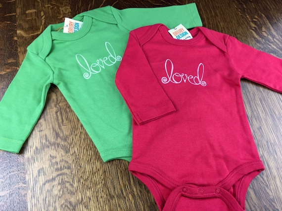 image 0 - Twin Christmas Outfits Twins First Christmas Twin Holiday Etsy
