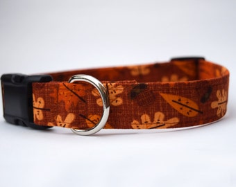 Autumn Dog Collar