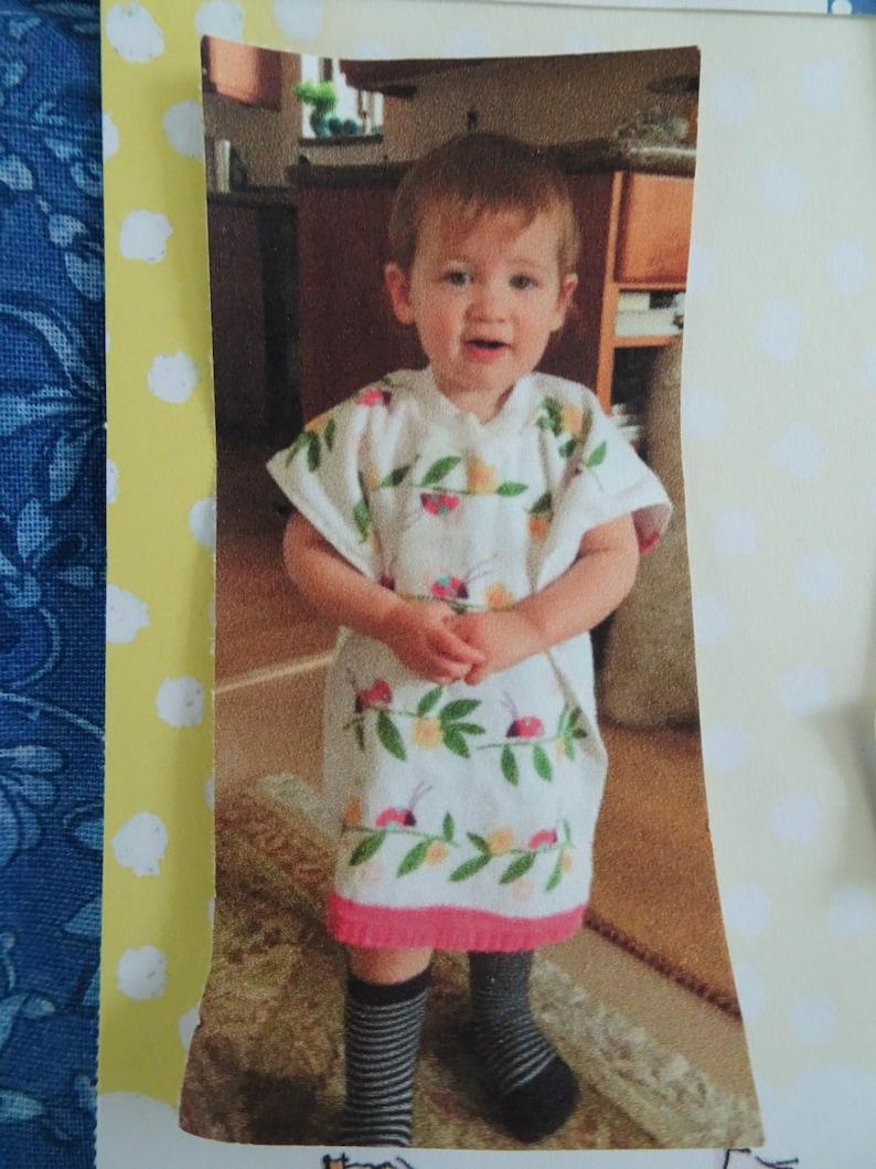 Baby /& Toddler  Adult Long Towel Bib