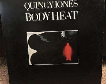 Quincy Jones Body Heat LP 1974