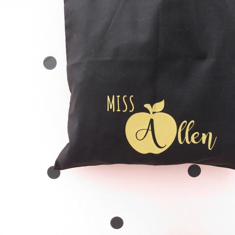 Special Teacher End of Term Gift Gifts for Teachers Gifts for Teachers Personalised Bag Personalised TeacherTANursery Teacher Gift