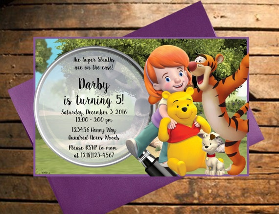 Downloadable my friends tigger pooh themed birthday thecheapjerseys Image collections