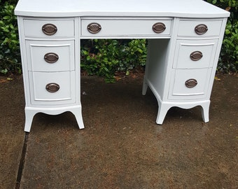 Beautiful French Grey Desk
