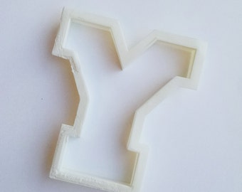 3D printed Y Cookie Cutter