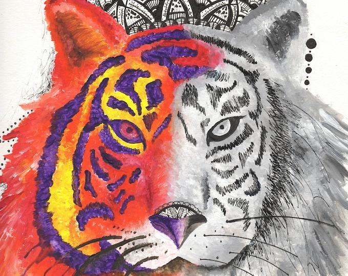 Color Tiger