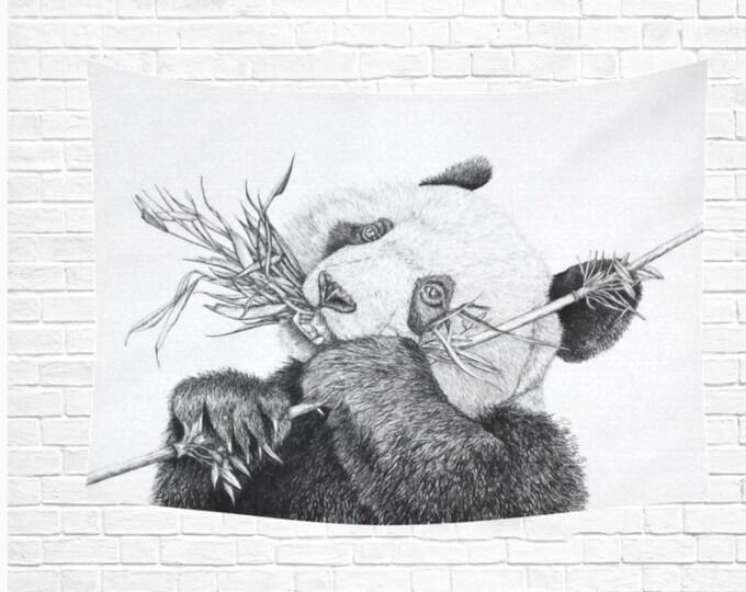 Mr. Panda Tapestry