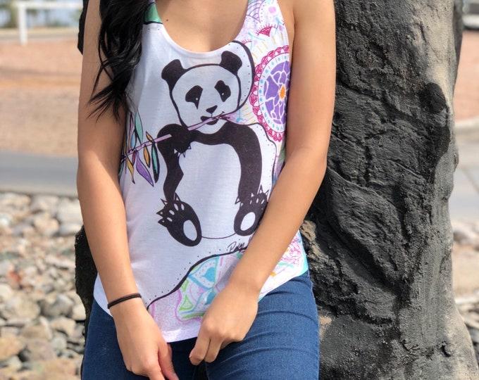 Panda Panda Panda Unisex Classic Fit Tank Top