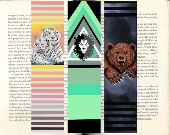 Bookmarks (choose 1 or more)